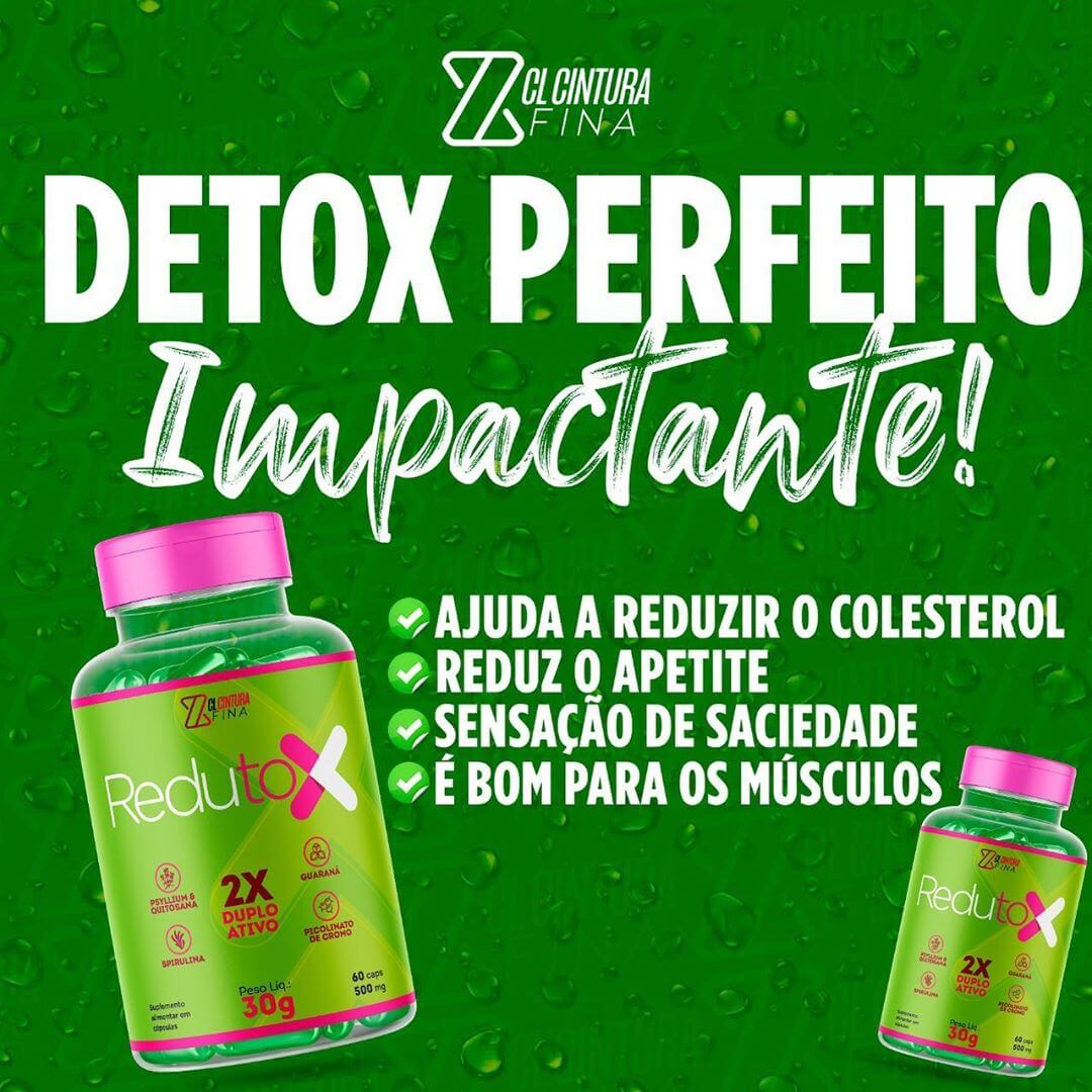capsulas detox ingredientes